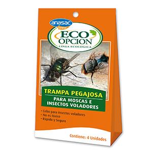 Trampa Insectos Voladores
