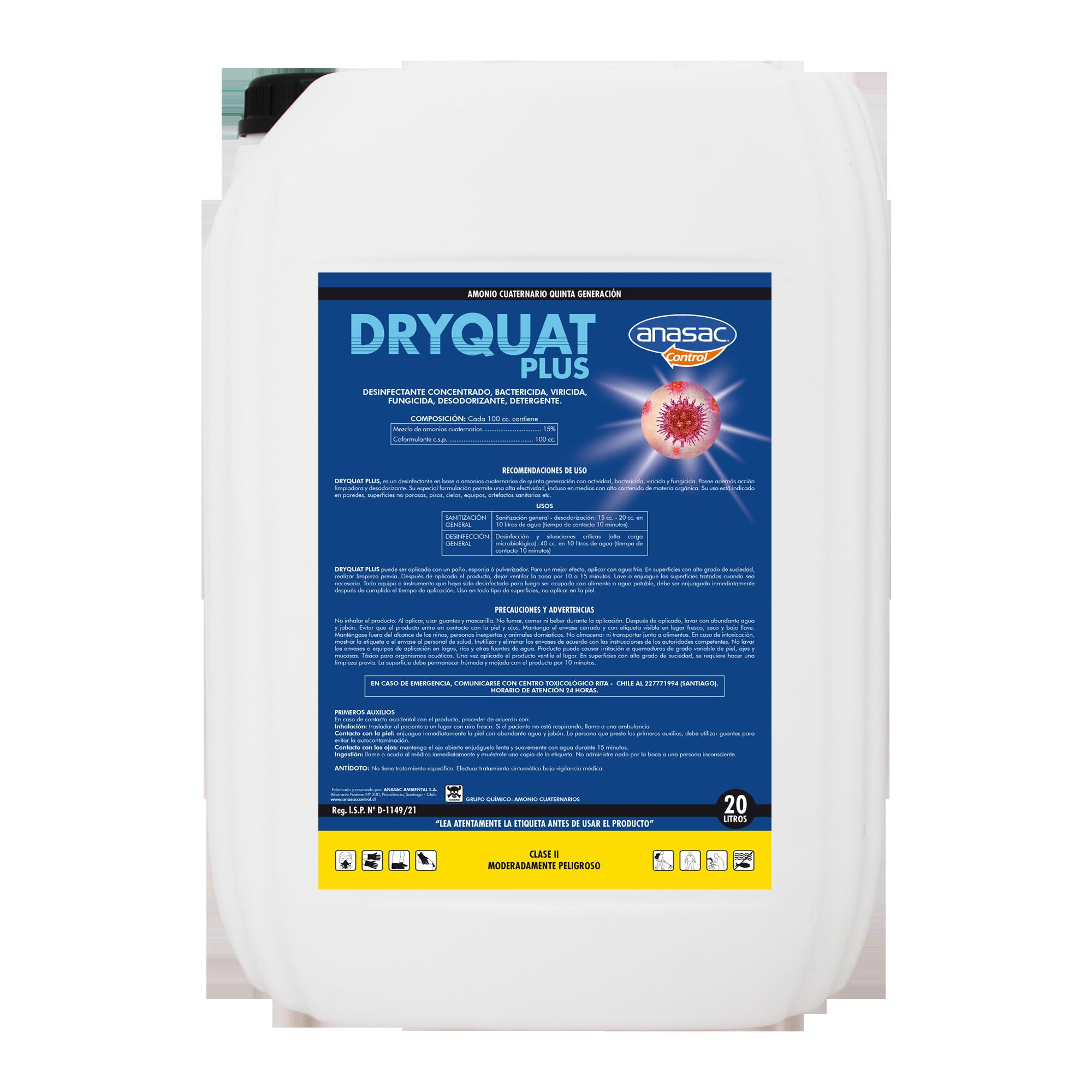 Dryquat Plus